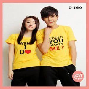 ao doi in chu would you marry you i160 3
