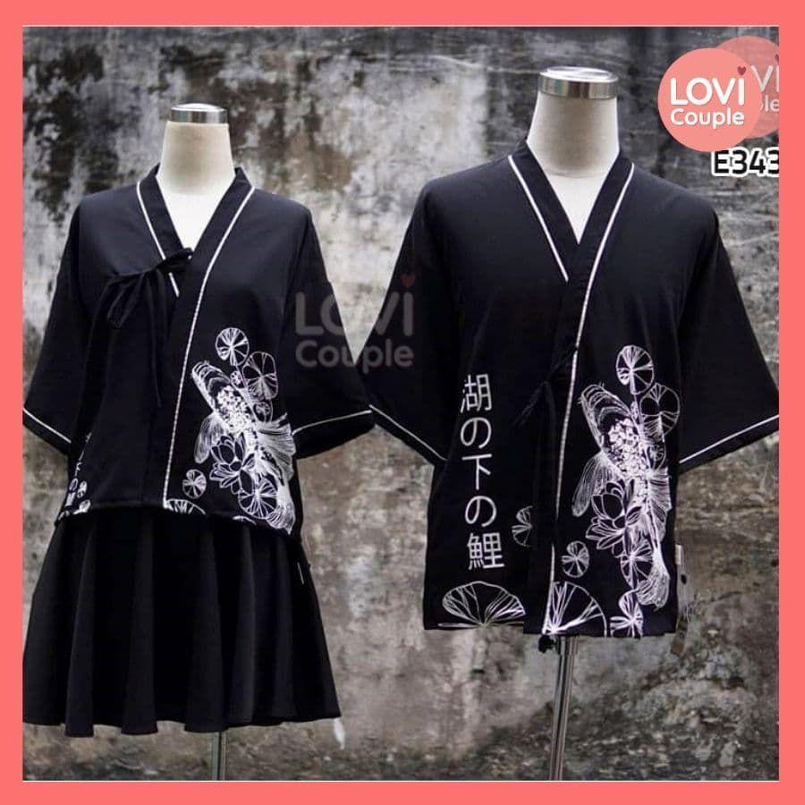 Áo ShangHai cặp đôi E343