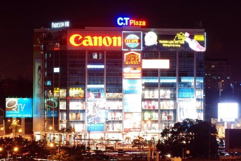 1-CT-plaza. Điểm danh các địa điểm hẹn hò tụ tập tại quận Tân Bình.