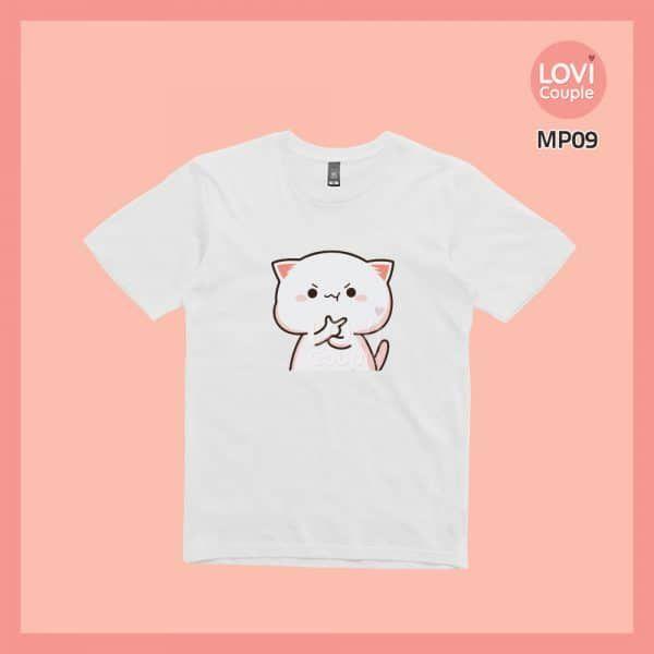 Áo Thun Mèo Mochi MP09