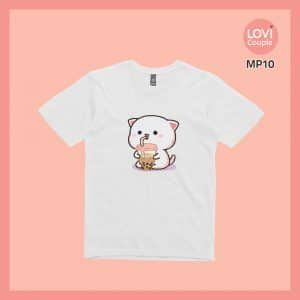 Áo Thun Mèo Mochi MP10