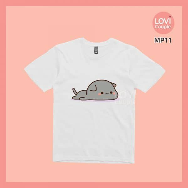 Áo Thun Mèo Mochi MP11