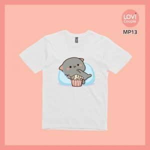 Áo Thun Mèo Mochi MP13
