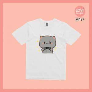 Áo Thun Mèo Mochi MP17