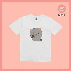Áo Thun Mèo Mochi MP19
