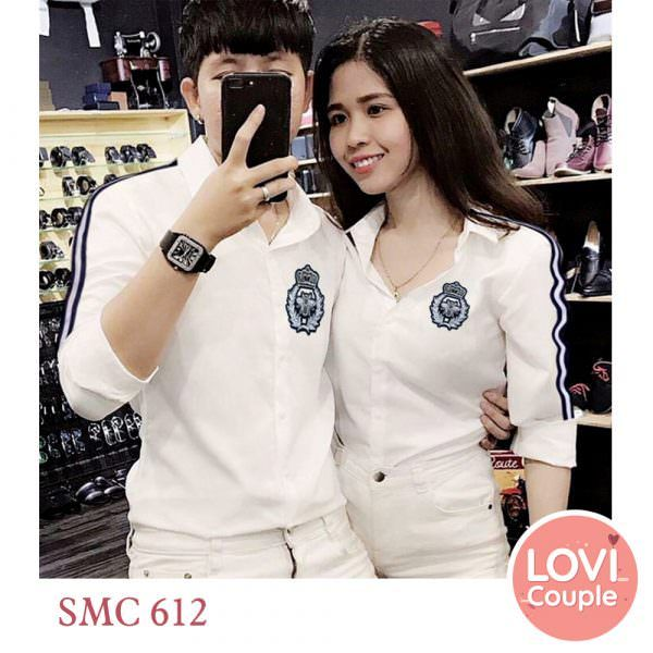 Sơ mi cặp đôi SMC612