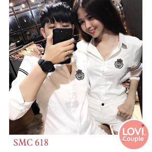 Sơ mi đôi SMC618