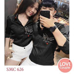 Sơ mi đôi SMC626