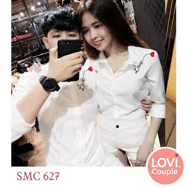 Sơ mi đôi SMC627