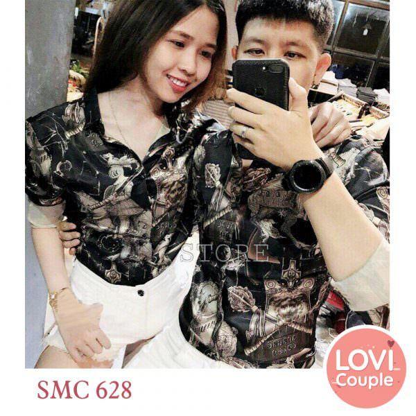 Sơ mi đôi SMC628
