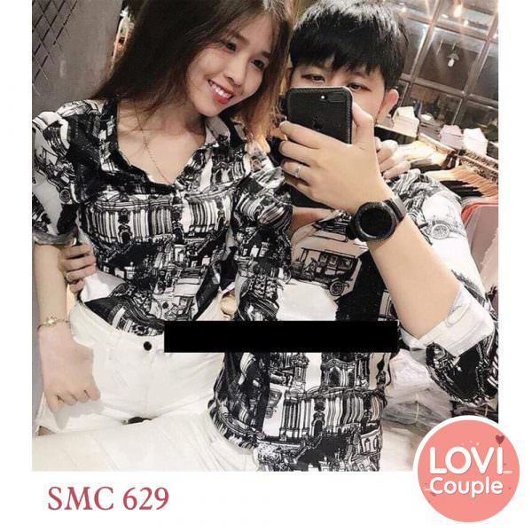 Sơ mi đôi SMC629
