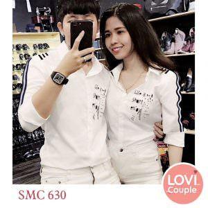 Sơ mi đôi SMC630
