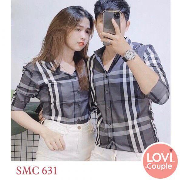 Sơ mi đôi SMC631