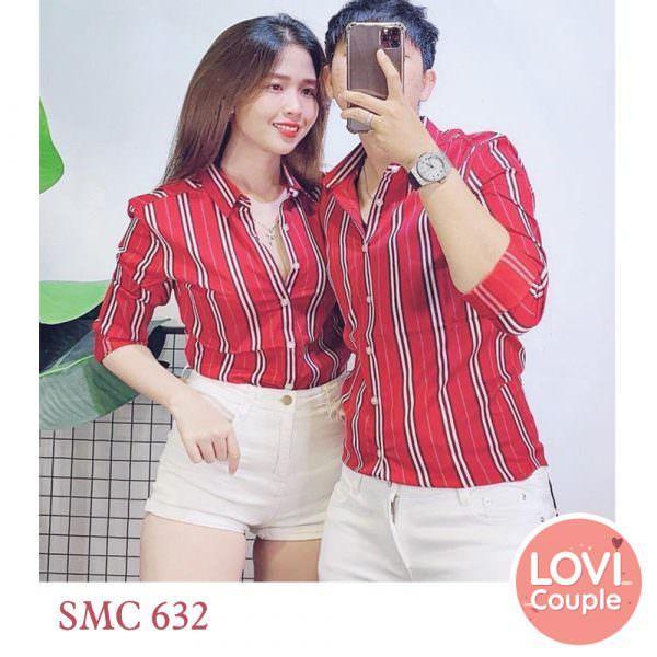 Sơ mi đôi SMC632