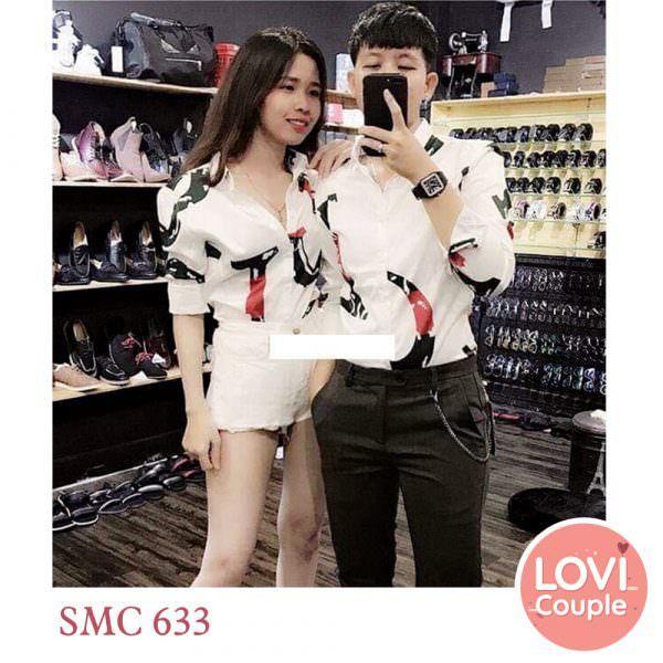 Sơ mi đôi SMC633