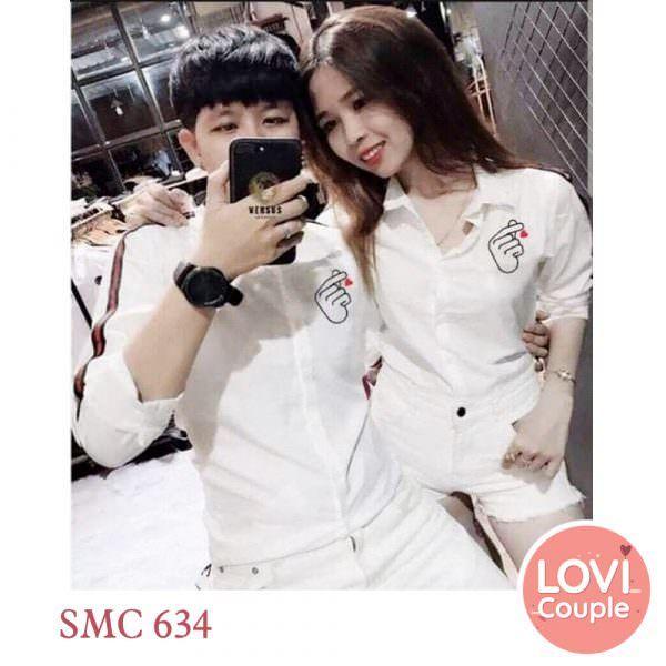 Sơ mi đôi SMC634