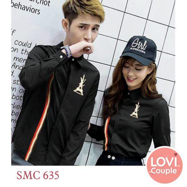 Sơ mi đôi SMC635