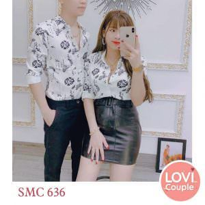 Sơ mi đôi SMC636