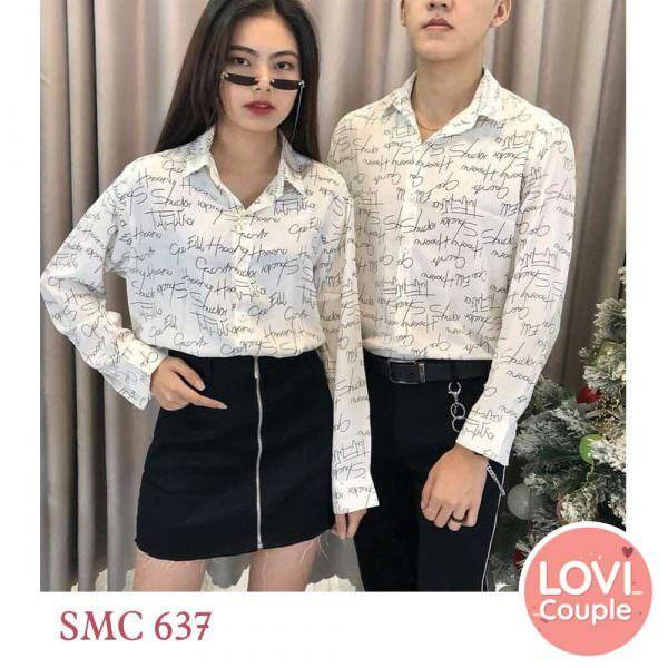 Sơ mi đôi SMC637