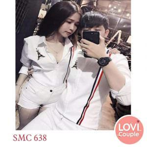Sơ mi đôi SMC638