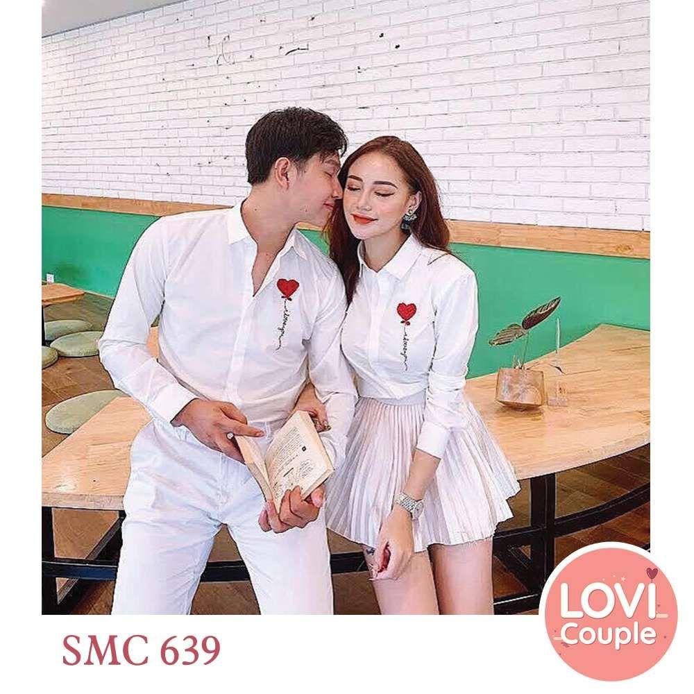 Sơ mi đôi SMC639