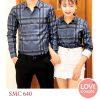 Sơ mi đôi SMC640