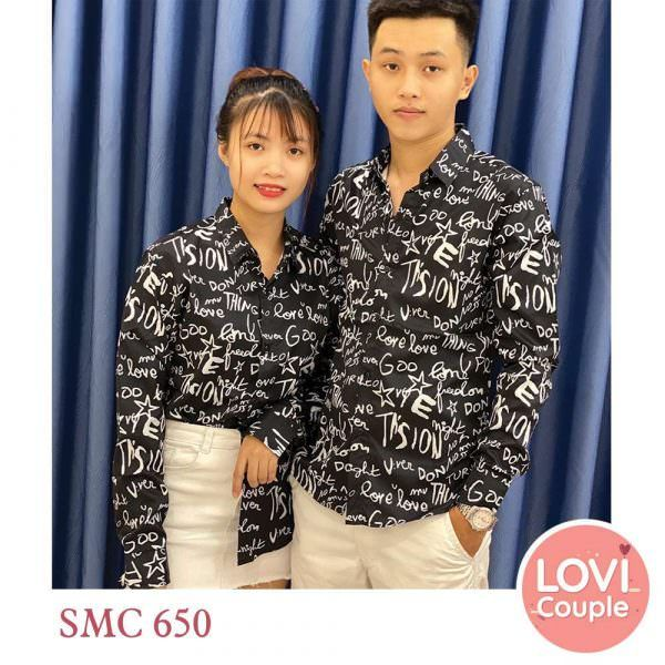 Sơ mi đôi SMC650
