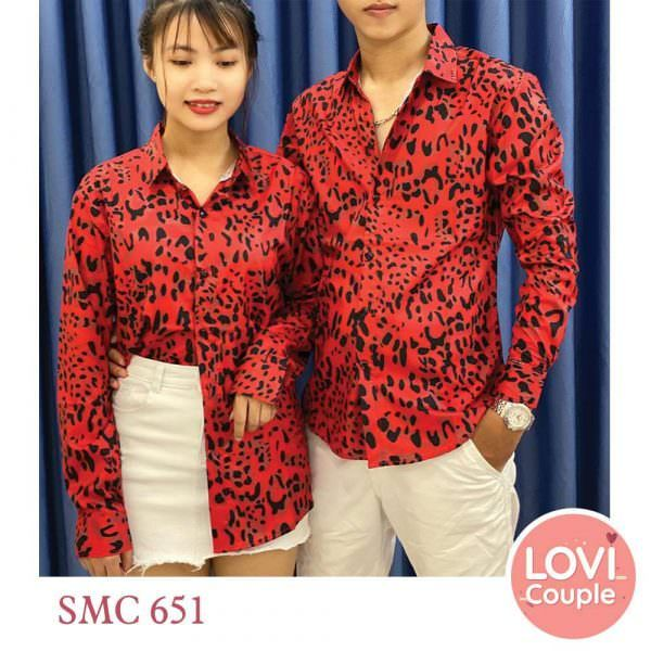 Sơ mi đôi SMC651