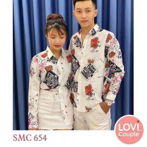 Sơ mi đôi SMC654