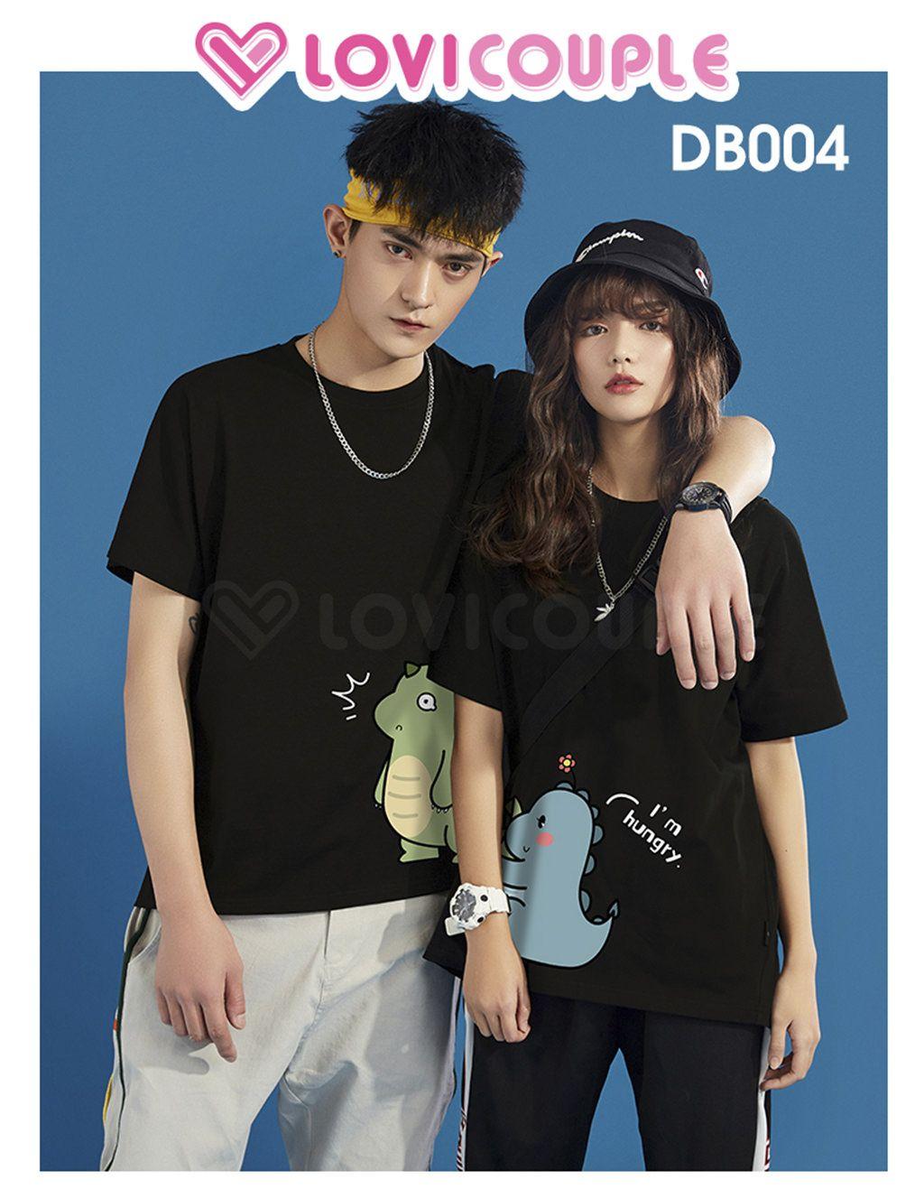 ao thun cap khung long ham an db004 6