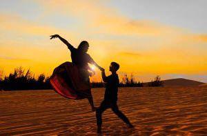 Tour du lịch tình nhân couple trong nước