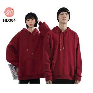 Áo Hoodie Cặp Đôi Thời Trang Trẻ HD304